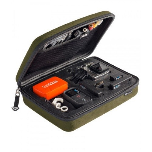 Кейс SP POV Case Small olive GoPro Edition 3.0 52033