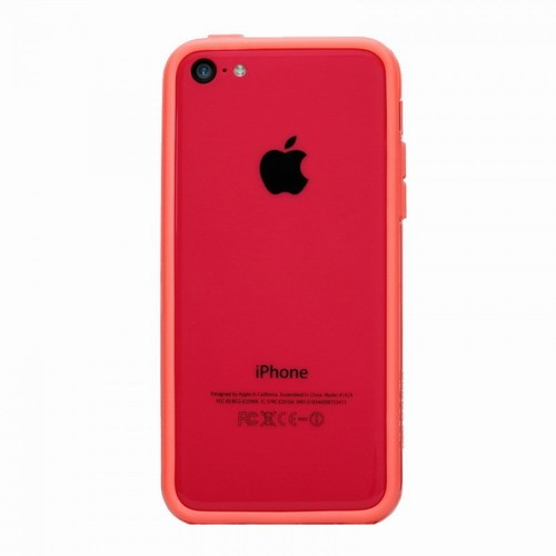 X-Doria iPhone 5C New Bump розовый