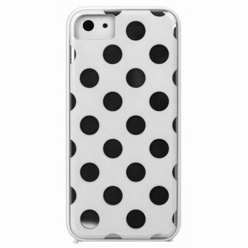 X-Doria iPhone 5C Scene Plus Dots белый