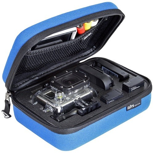 Кейс SP POV Case XS GoPro Edition 3.0 blue 53031