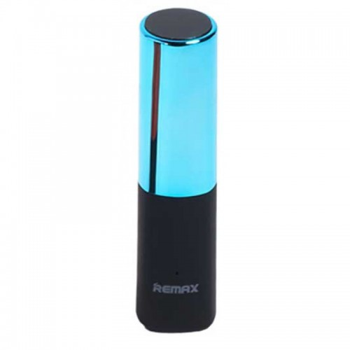 Remax Lipmax RPL-12 Power Bank 2400 mAh голубой