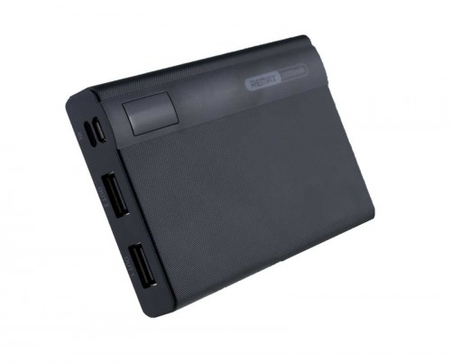 Remax RPP-53 Linon Pro Power Bank 10000 mAh micro + Type-C black