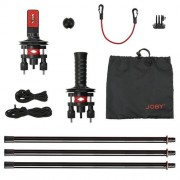 JOBY Action Jib Kit & Pole Pack - Видеокран-удочка с моноподом для камер GoPro