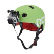 Крепление Front Helmet mount J-hook для GoPro, Xiaomi, SJCAM, EKEN