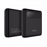 HOCO B20 Mige 10000 mAh with LED display Внешний аккумулятор black