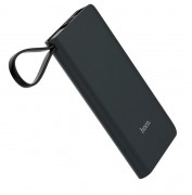 Hoco J25B New power Type-c mobile power bank 10000mAh Внешний аккумулятор black