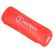 Картридер OXION OCR004RD USB 2.0 Red