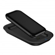 JoyRoom D-T199 Dual use Wireless Type-C 10000mAh Внешний аккумулятор Black